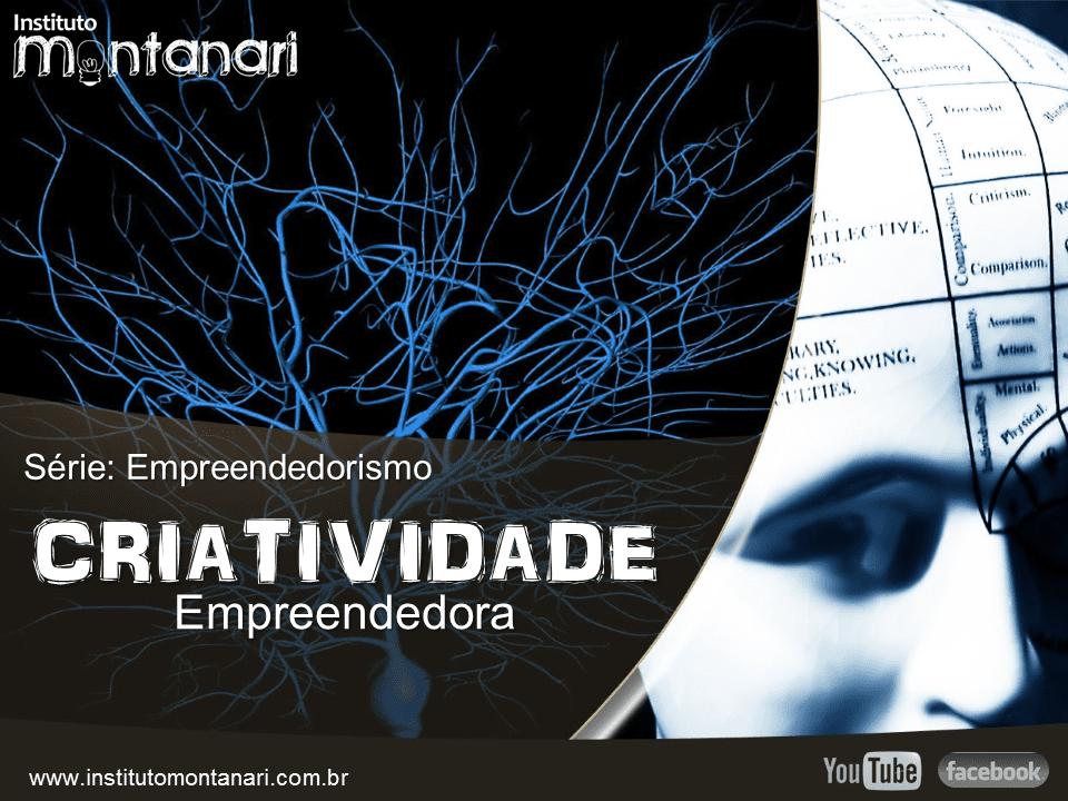 Ebook Grátis – Criatividade Empreendedora