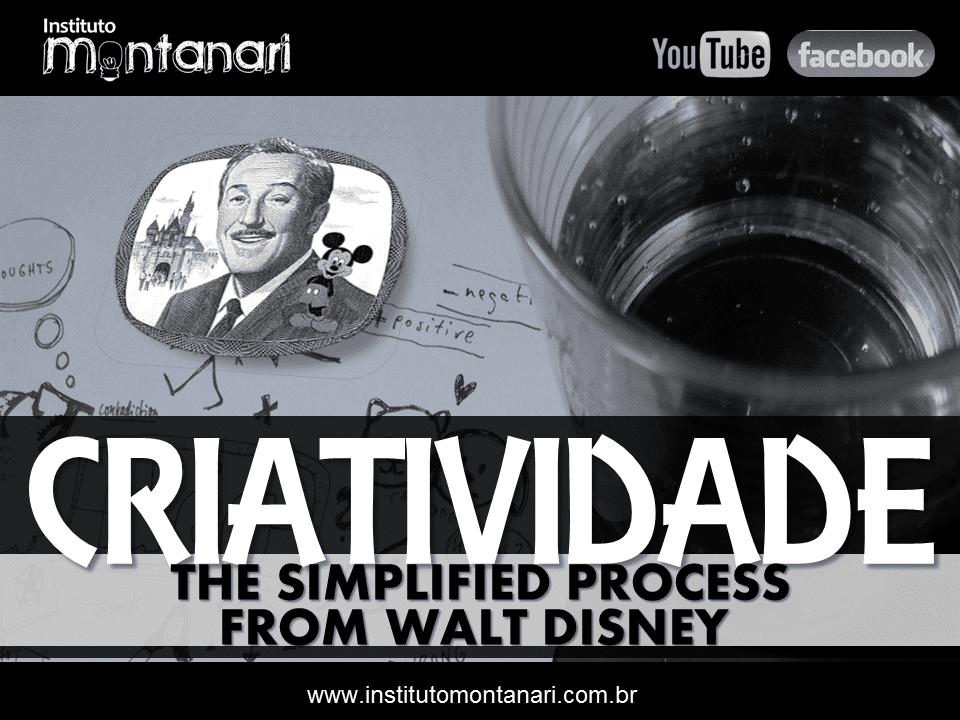 EBook Grátis – Criatividade – Disney Process