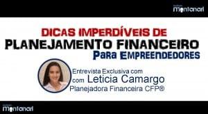 Planejamento Financeiro para Empreendedores
