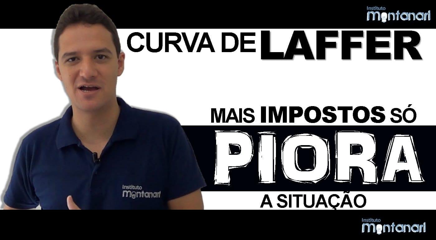 Read more about the article Curva de Laffer: mais impostos só piora a situação