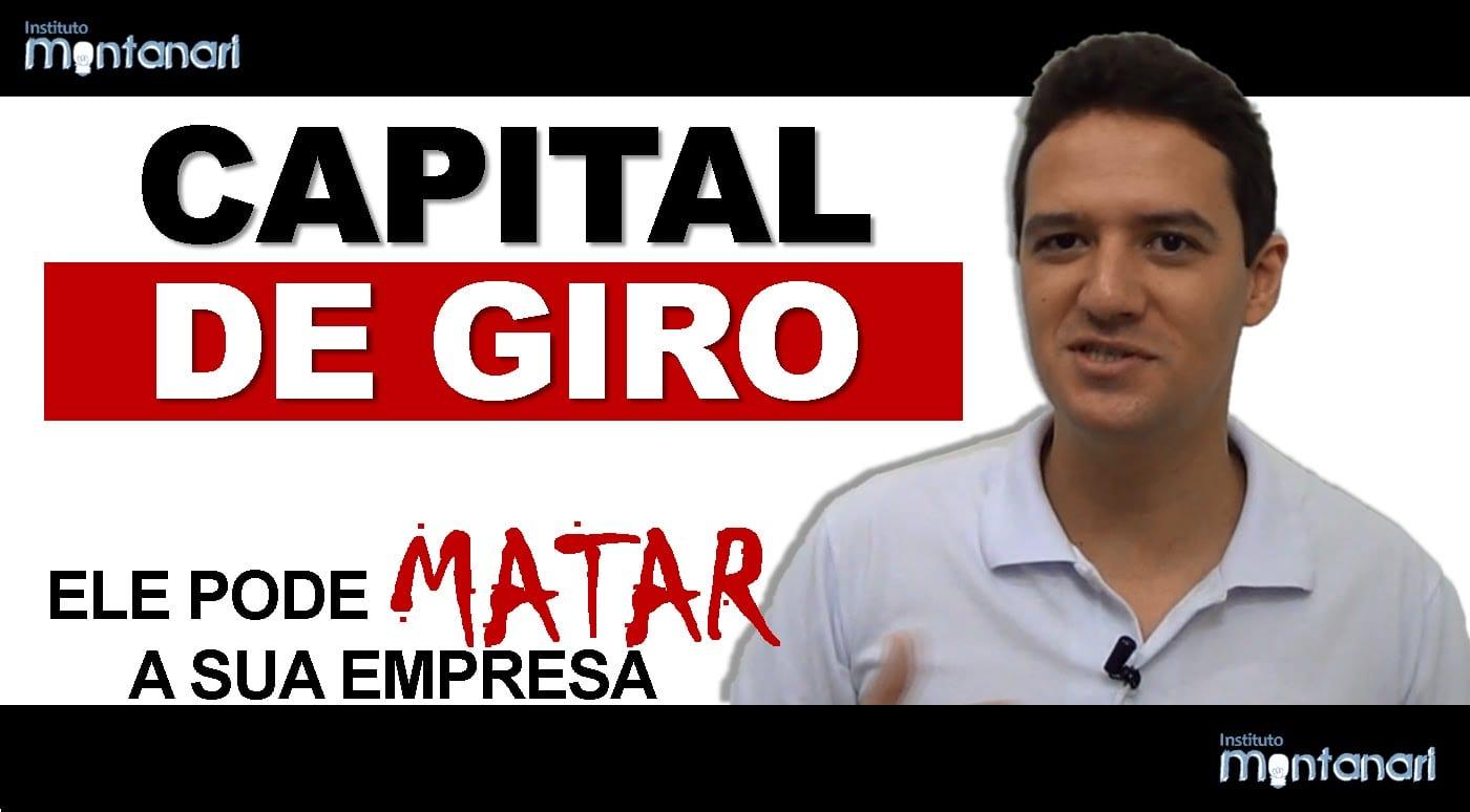 Read more about the article Capital de Giro: ele pode matar a sua empresa