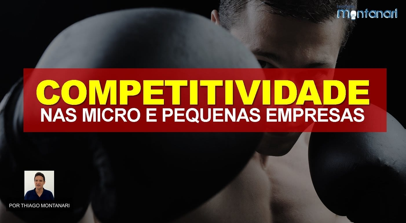 Competitividade nas micro e pequenas empresas