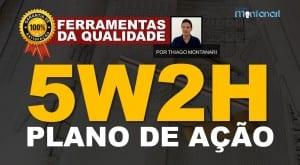 5W2H – Plano de Ação – Ferramentas da Qualidade Total