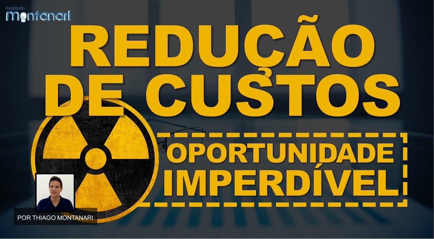 Redução de custos: uma oportunidade imediata!