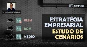Estratégia Empresarial: estudo de cenários