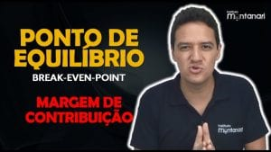 Ponto de Equilíbrio | Break Even Point