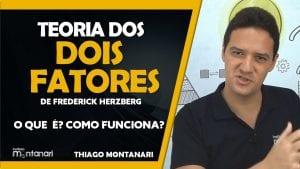 Teoria dos Dois Fatores | Frederick Herzberg