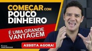 ABRIR UMA EMPRESA com POUCO DINHEIRO: A GRANDE VANTAGEM!
