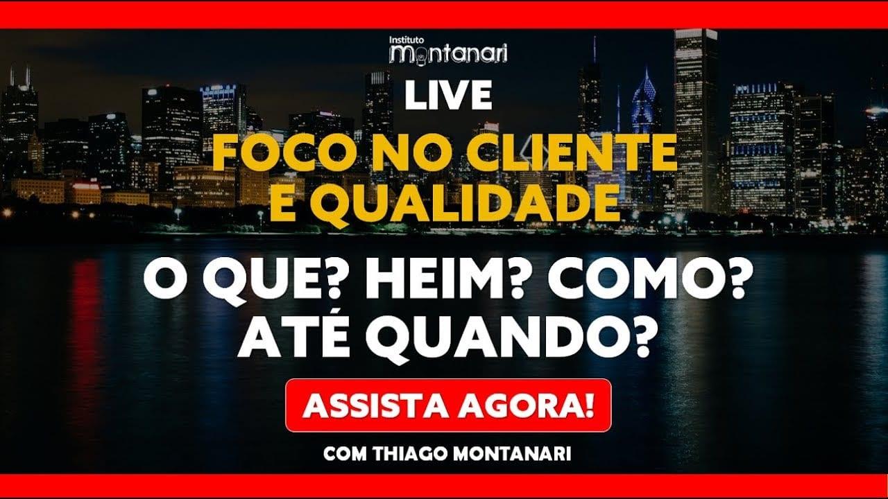 Read more about the article FOCO NO CLIENTE? QUALIDADE? ATÉ QUANDO ISSO?