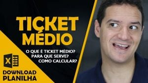 TICKET MÉDIO: o que é Ticket Médio? Como calcular o Ticket Médio?