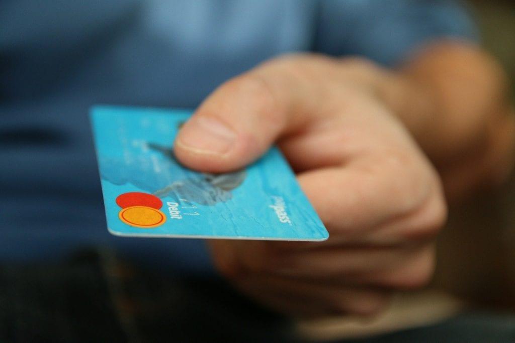cartão de crédito aprovado com score baixo