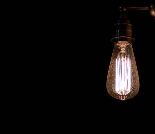 Proibido o corte de energia