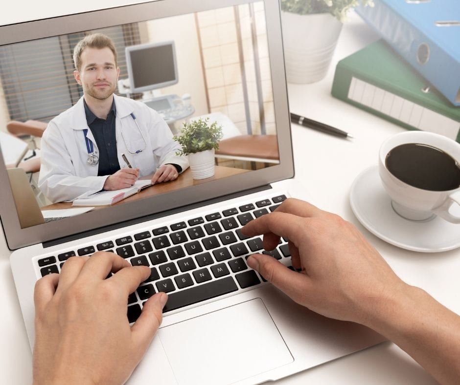 Perícia Médica por Telemedicina