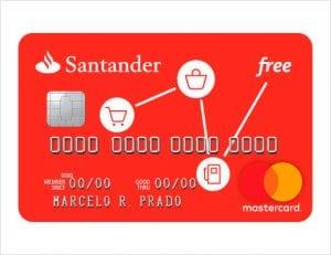 Cartão Santander Free: Conheça os Benefícios