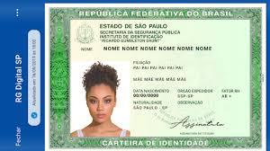 RG Digital já está disponível em São Paulo
