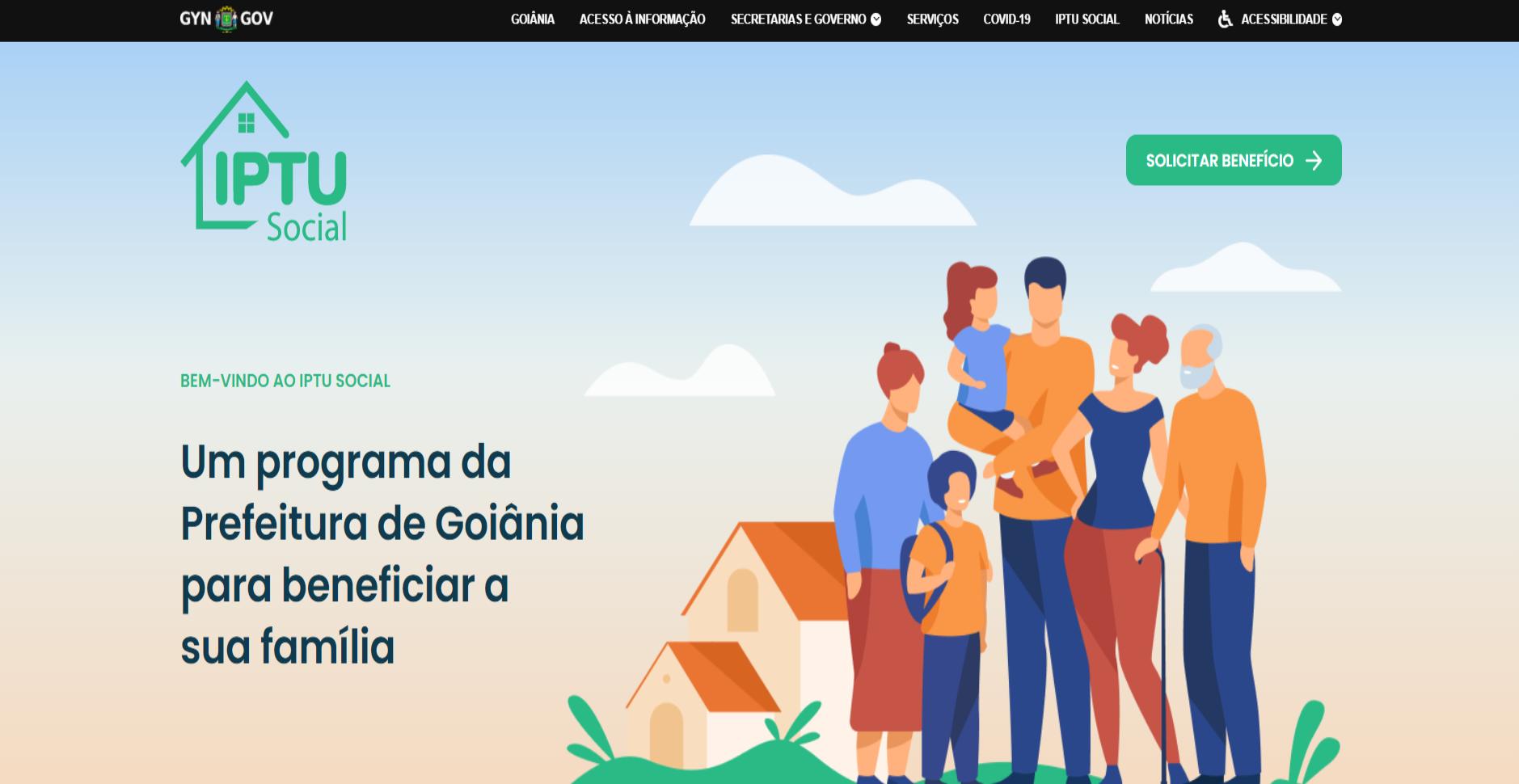 Conheça as regras do IPTU social Goiânia