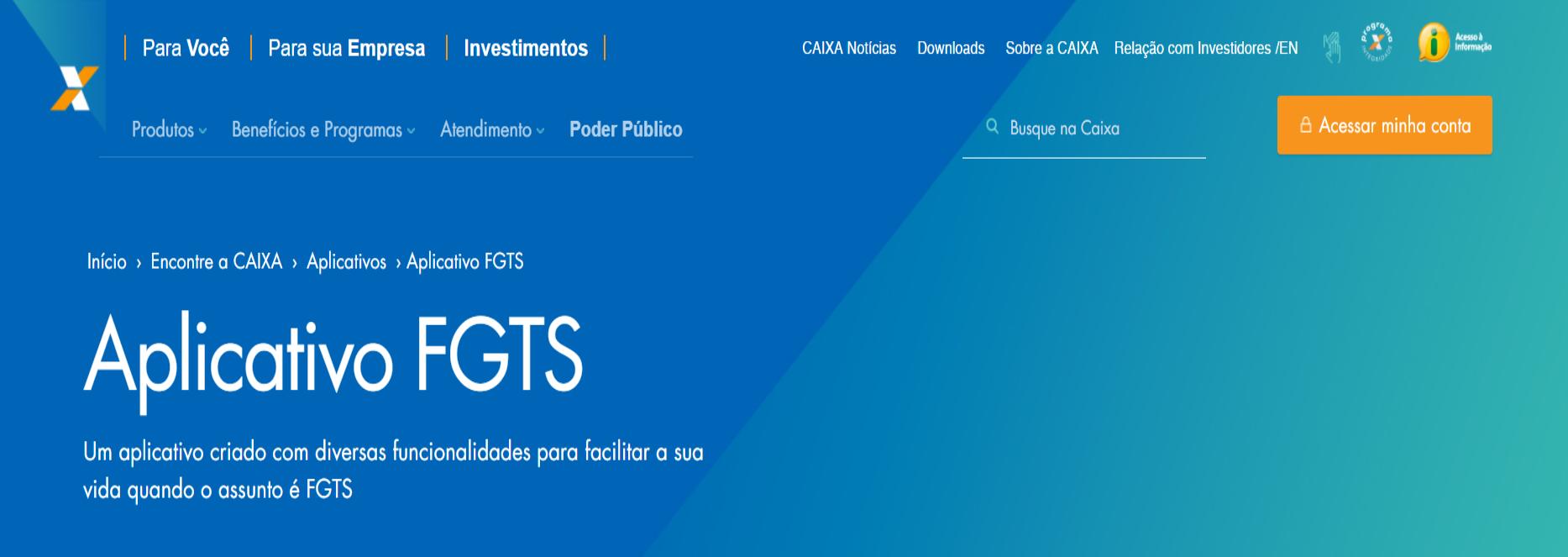 Tutorial completo do aplicativo FGTS em 2021: conheça todas as funções e tire suas dúvidas