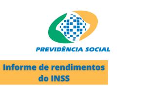 Informe de rendimentos do INSS para declaração do IRPF: Saiba como emitir