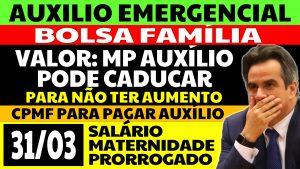 Read more about the article Auxílio Emergencial Hoje – 31/03
