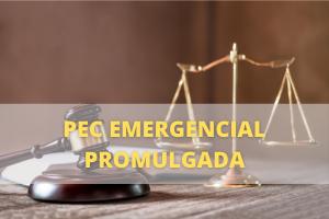 Read more about the article PEC Emergencial Promulgada: Pagamento do auxílio emergencial em 2021