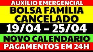 Auxílio Emergencial Hoje – 19/04
