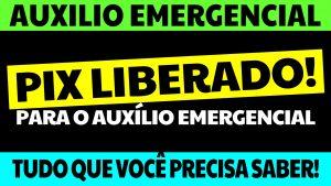 Pix do Auxílio Emergencial a partir de 30 de Abril: BC anuncia novas regras
