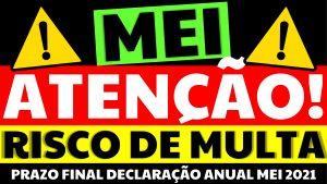 Read more about the article Prazo para enviar a DASN SIMEI está acabando: Quem não enviar paga multa!