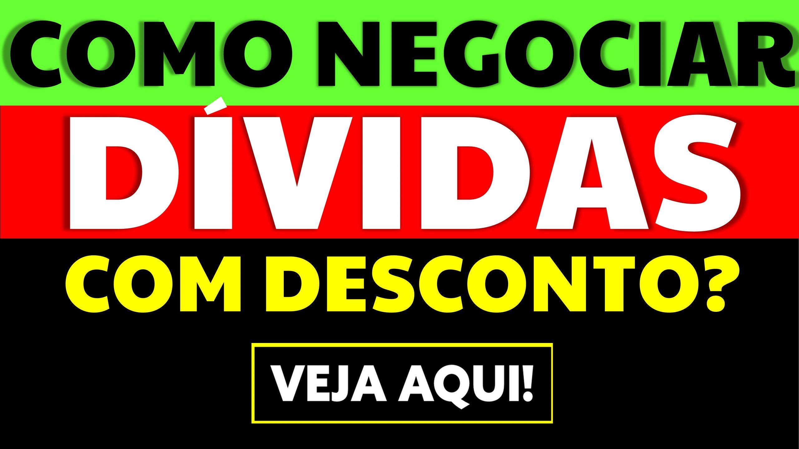 Read more about the article Como negociar dívidas com descontos?