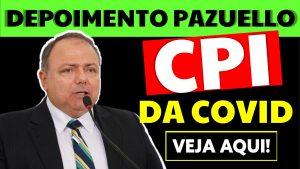 Segundo dia de depoimento de Pazuello na CPI da Covid