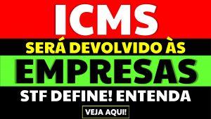 Read more about the article ICMS não integra a base de cálculo do PIS e da COFINS: União devolverá dinheiro às empresas