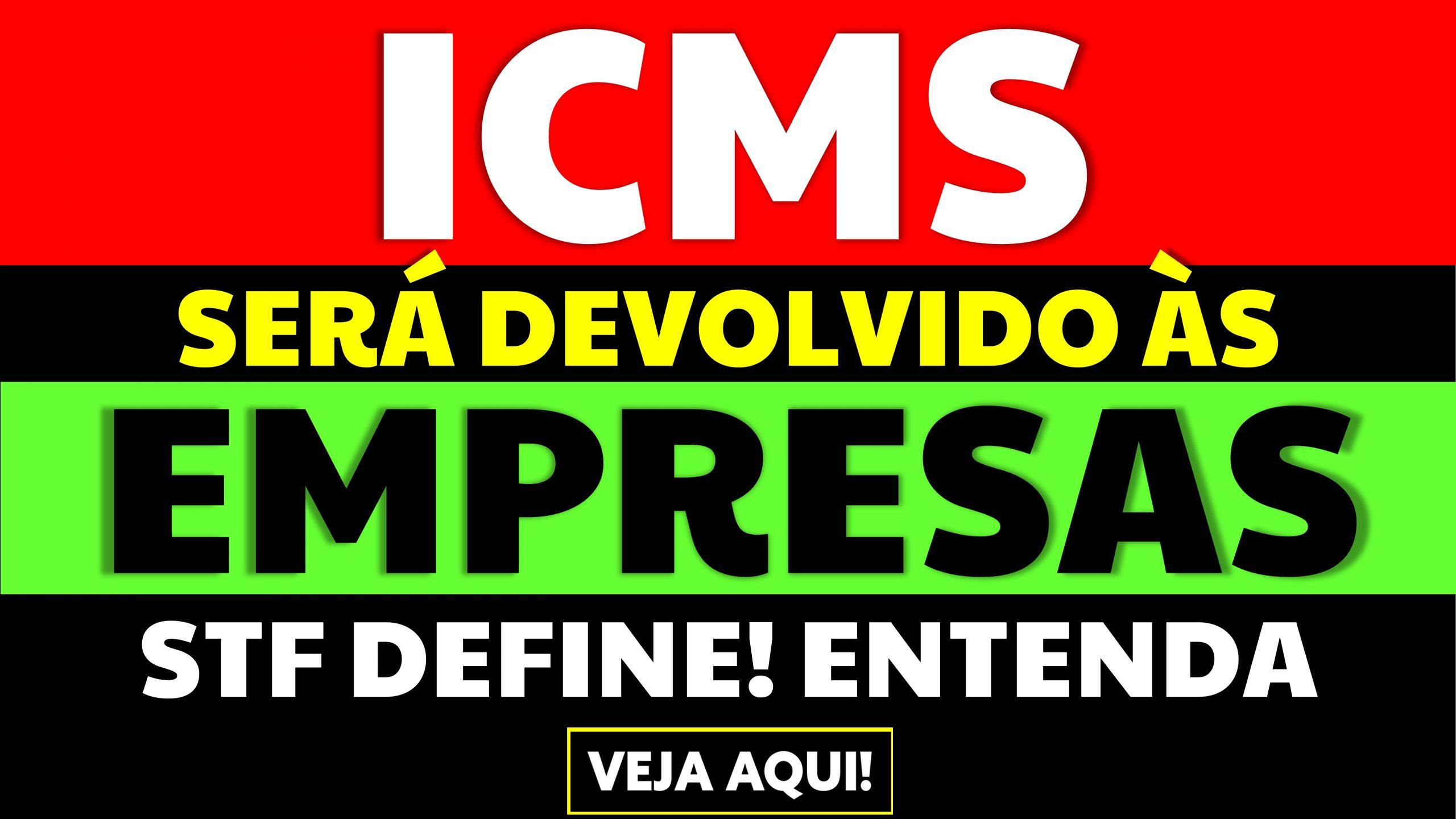 ICMS não integra a base de cálculo do PIS e da COFINS: União devolverá dinheiro às empresas