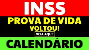 Read more about the article A prova de vida do INSS volta em junho. Confira o calendário completo.