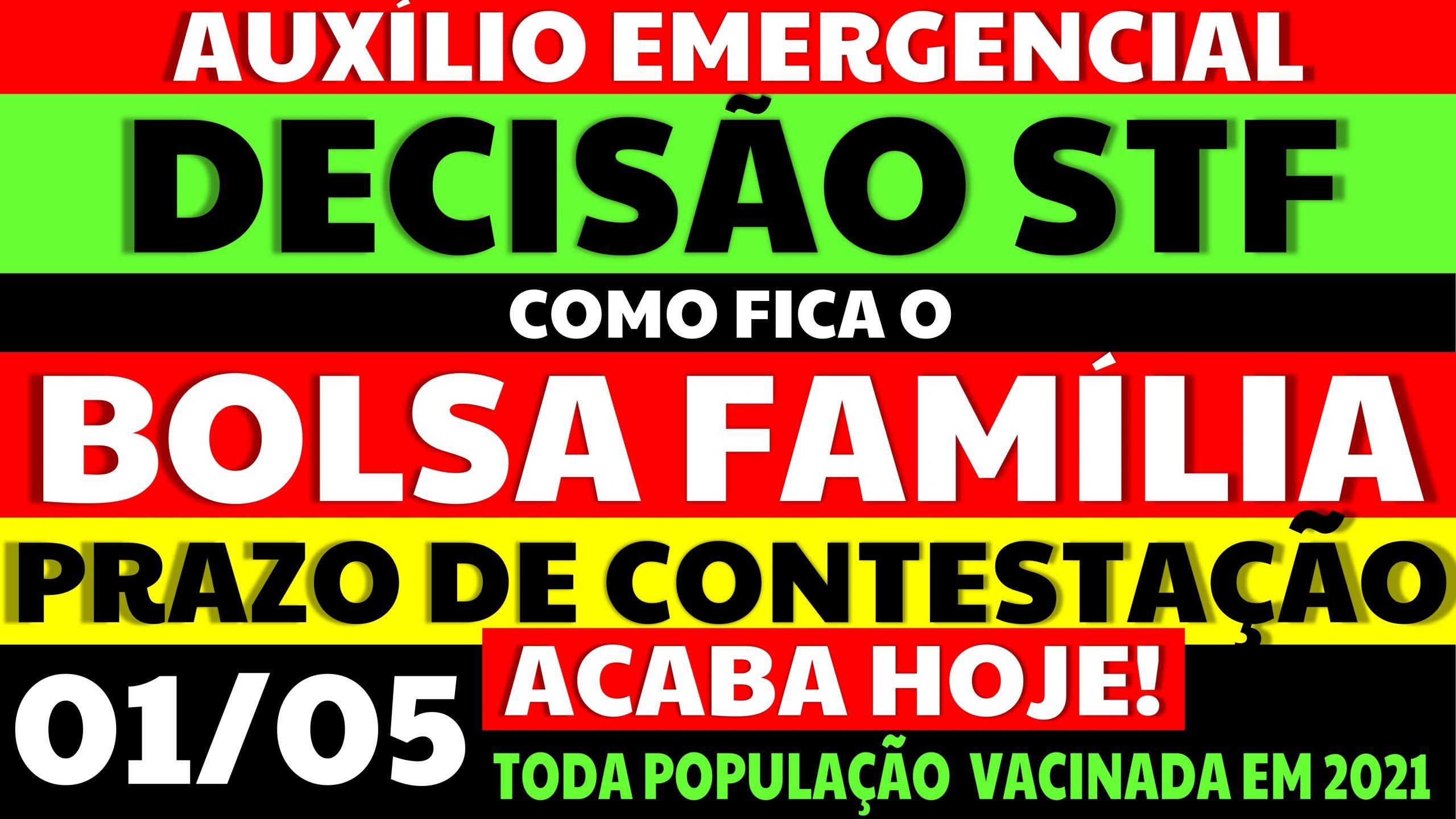 Auxílio Emergencial Hoje – 01/05