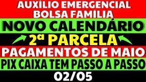 Auxílio Emergencial Hoje – 02/05