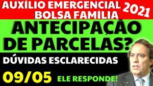Read more about the article Auxílio Emergencial Hoje – 09/05