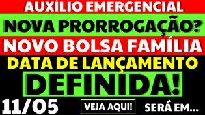 Read more about the article Auxílio Emergencial Hoje – 11/05