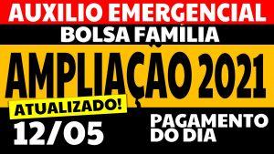 Read more about the article Auxílio Emergencial Hoje – 12/05