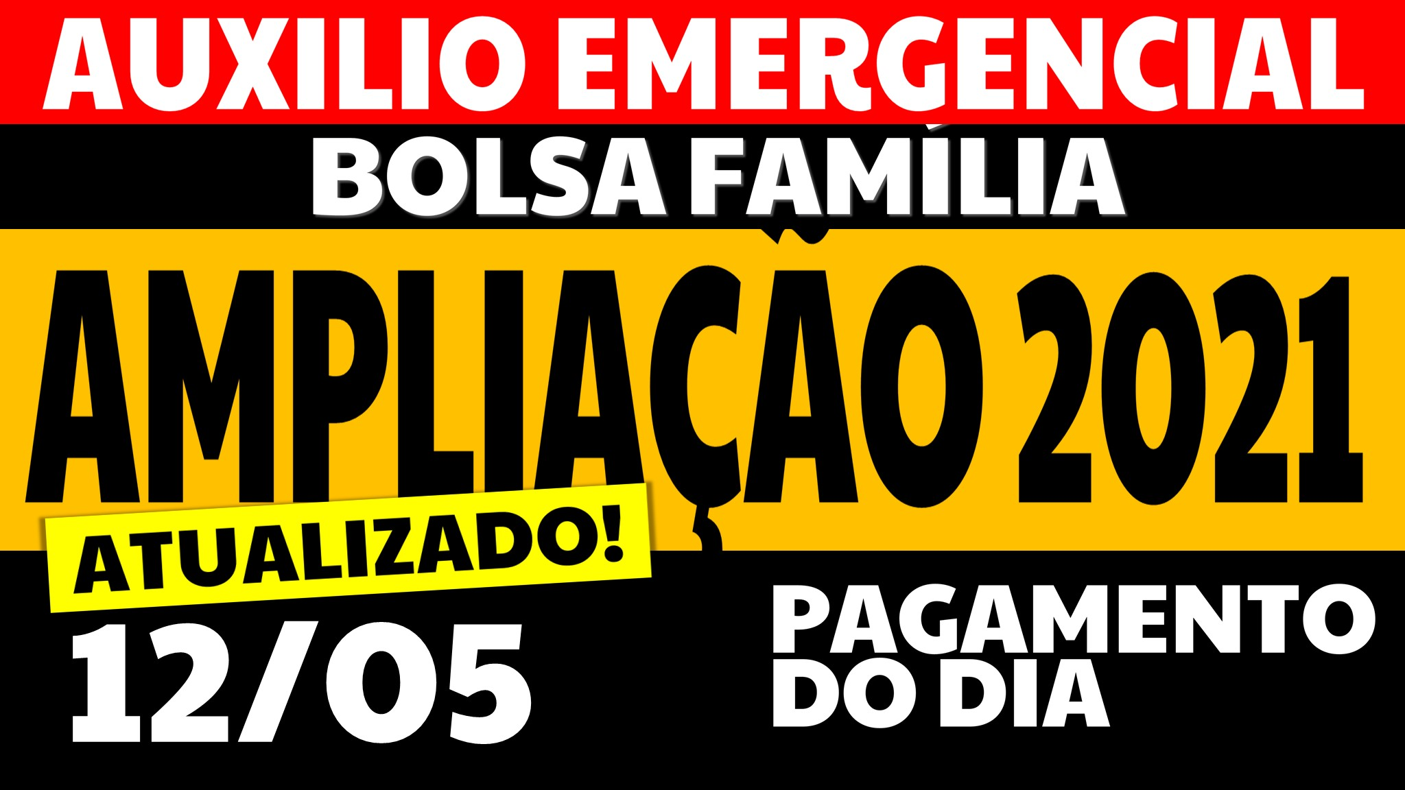 You are currently viewing Auxílio Emergencial Hoje – 12/05
