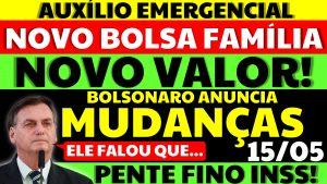 Read more about the article Auxílio Emergencial Hoje – 15/05