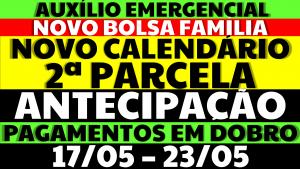 Auxílio Emergencial Hoje – 17/05