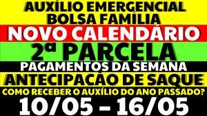 Read more about the article Auxílio Emergencial Hoje – 10/05