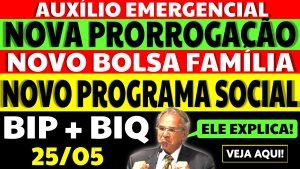 Read more about the article Auxílio Emergencial Hoje – 25/05