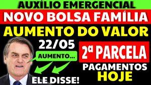 Read more about the article Auxílio Emergencial Hoje – 21/05