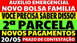 Read more about the article Auxílio Emergencial Hoje – 20/05