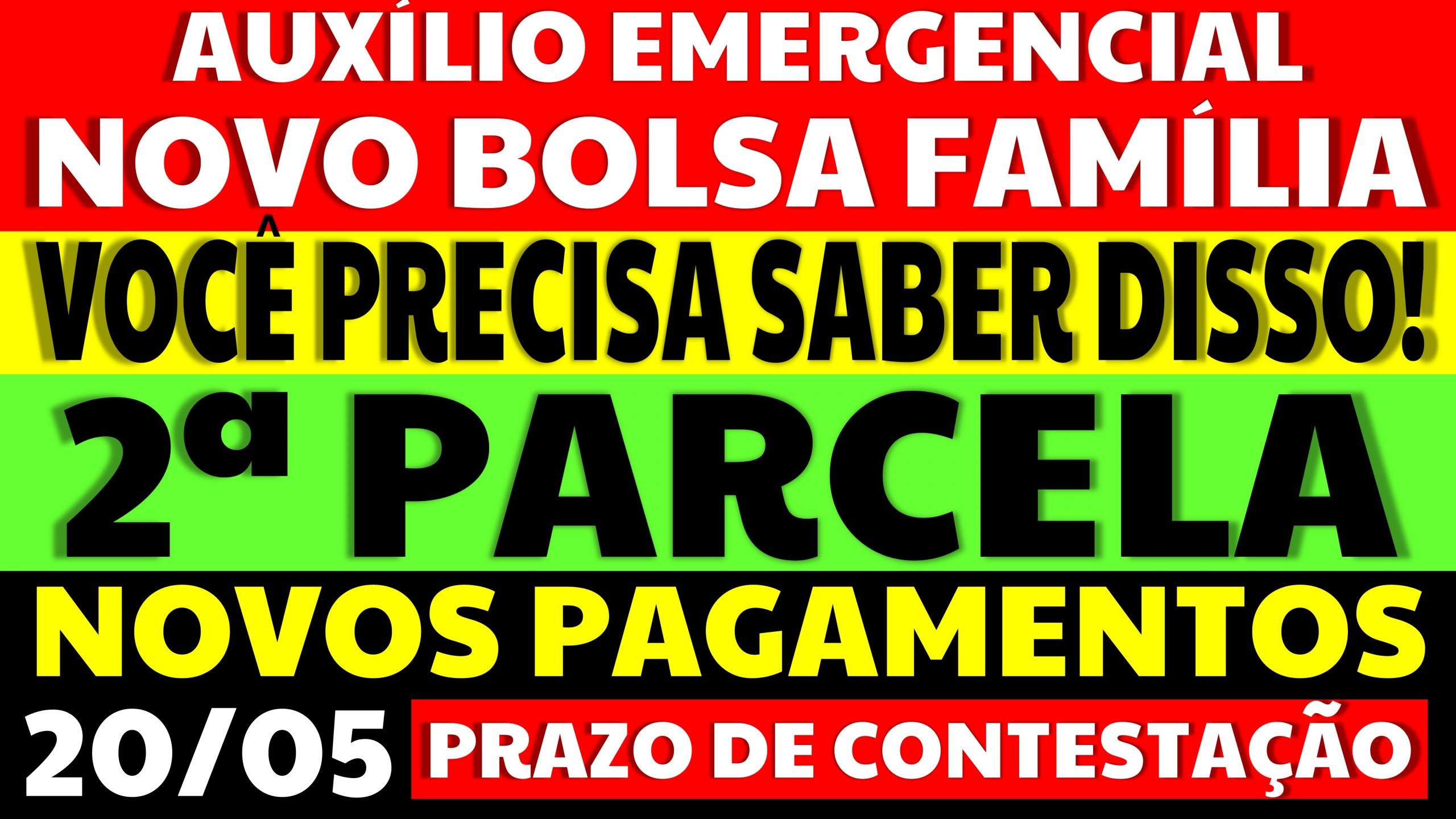 You are currently viewing Auxílio Emergencial Hoje – 20/05
