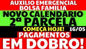 Read more about the article Auxílio Emergencial Hoje – 16/05