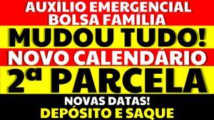 Auxílio Emergencial Hoje – 14/05