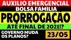 Read more about the article Auxílio Emergencial Hoje – 23/05