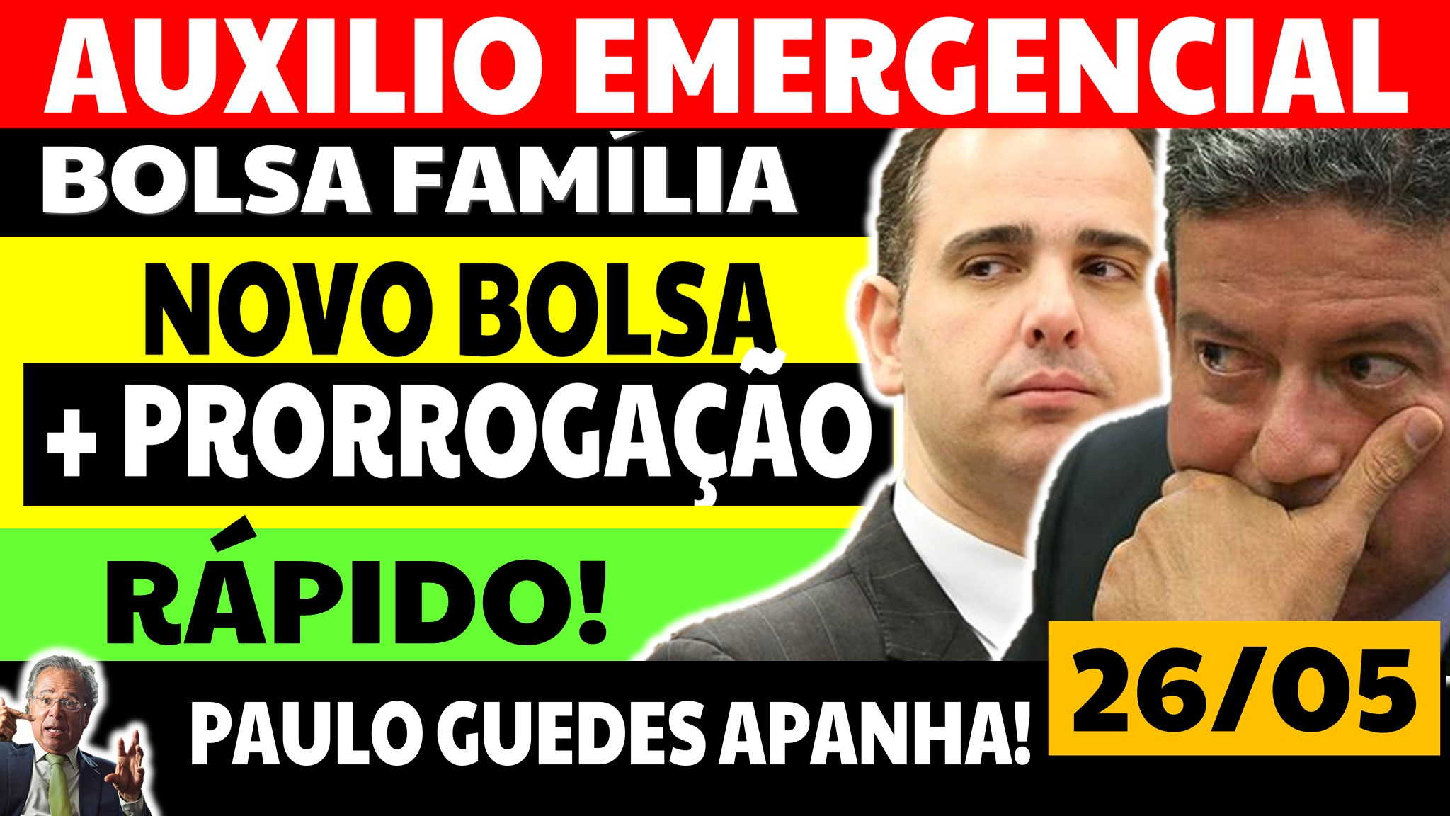 You are currently viewing Auxílio Emergencial Hoje – 26/05