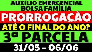 Read more about the article Auxílio Emergencial Hoje – 31/05